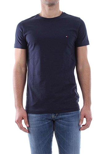 Tommy Hilfiger Core Stretch Slim Cneck Tee, T-Shirt Homm