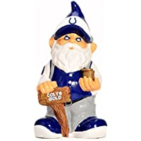 Indianapolis Colts Garden Gnome Coin Bank
