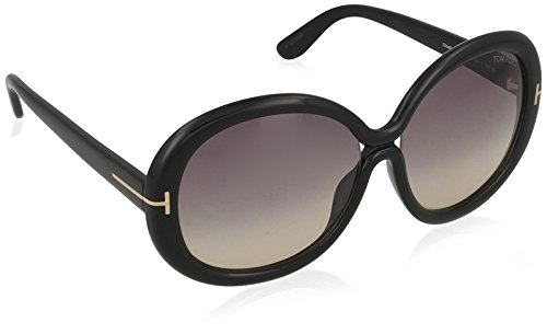 Tom Ford Sonnenbrille Giselle (58 mm) schwarz (Tom Ford Brille Runde)