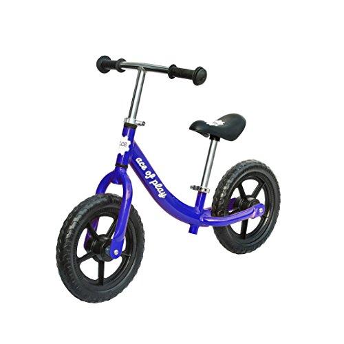Ace of Play Balance Bike for Kids (Blue)