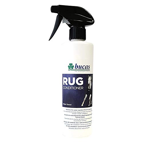 Bucas Rug Conditioner - Imprägnierspray - 500ml - Sprühflasche