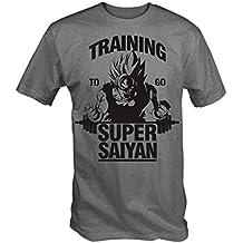 Camiseta de entrenamiento de Bola de Dragón