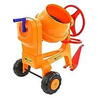 Polesie Polesie43757 Play Cement-Mixer with Hitch Bar Toy
