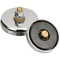 Silverline 427714 Plato Magnético para Soldadura, 16 kg