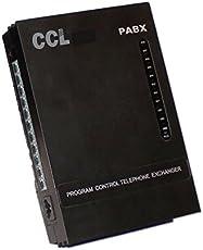 Tubros CCL EPABX Intercom System 108S for 8 line Intercommunication