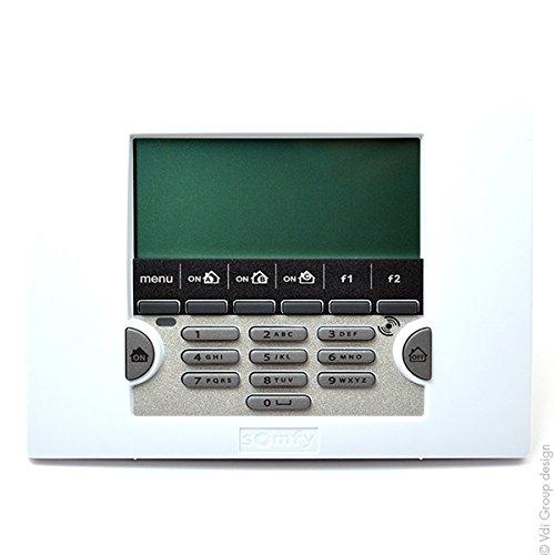 Somfy 1875118 Alarmzentrale Protexial Pro IO - 4