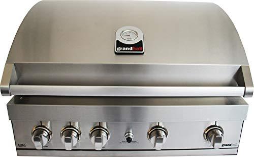 Grandhall Gasgrill Elite GT4 4B Einbaugrill (K04000060A)