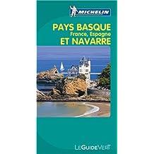 Guide Vert Pays Basque (français et espagnol) et Navarre