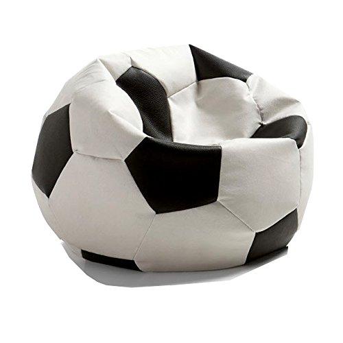 Hagoelvago Puff Pelota Balón Fútbol Original Polipiel