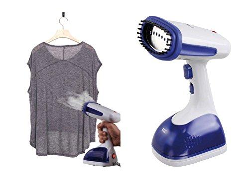 Dampfbürste für Kleidung Kleiderdampfbürste Reinigungsbürste Dampfglätter (Dampf Steamer, Dampfbügler, Dampf Reise Bügeleisen, 250 ml Wasserbehälter)