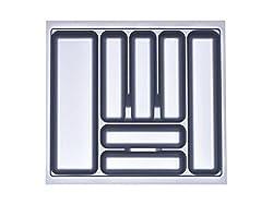 ORGA-BOX® Besteckeinsatz Orga-Box I Besteckkasten 517 x 474 mm für Blum Tandembox+ ModernBox Modern Box 60er Schrank
