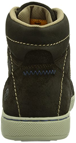 Dockers by Gerli 352623-013010 Herren Hohe Sneakers Braun (chocolate  010)
