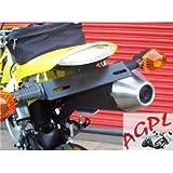 Suzuki DRZ 400–00/13-support de placa R & G Racing neuf-443870