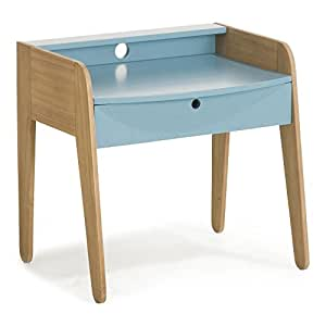 Vintage Petit bureau vintage BLEU pour enfant Bleu - Alinea x60.0x58.0