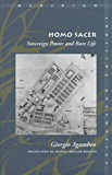 Homo Sacer: Sovereign Power and Bare Life (Meridian: Crossing Aesthetics)