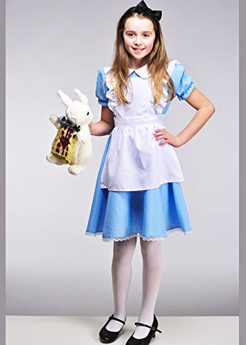 Magic Box Int. Kinder Traditionelle Blaue Wunderland Alice -