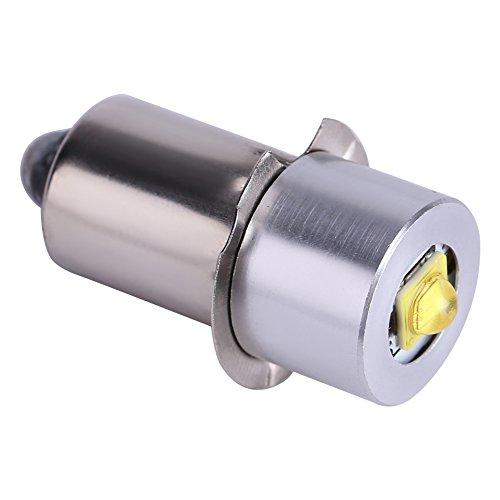 5w 6-24v p13.5s led taschenlampe 200 ~ 210lm ersatzlampe taschenlampe lampe notfall arbeitslicht