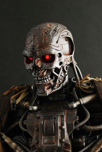 Movie Masterpiece Terminator 4 T-600 (1/6 scale figure) (japan import) 3