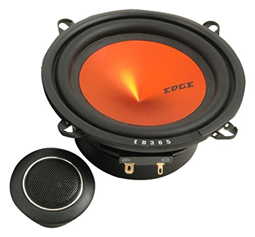 Castrol Edge ed305 2-Way 210 W Car Speaker - Car Speaker (2-Way, 210 W, 70 W, 5.4 cm, 13 cm) (Amp Für Subwoofer-kicker)
