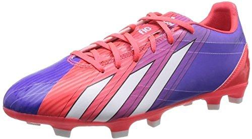 adidas Messi F10 TRX FG Schuhe Herren Fußballschuhe Sportschuhe Violett G97729, Größenauswahl:39 1/3