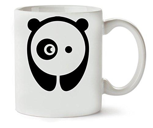 MugWorld Bored Panda Klassische Teetasse Kaffeetasse