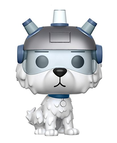 Funko Pop! - Vinyl: Rick & Morty: Snowball (12445)