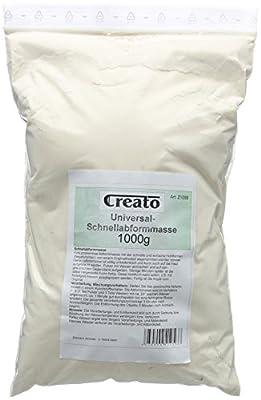 Schnellabformmasse 1000 gramm im Polybeutel, Alginat Abformmasse