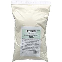 Masa rápida para moldear, alginato para moldear en bolsa sintética, 1000gramos