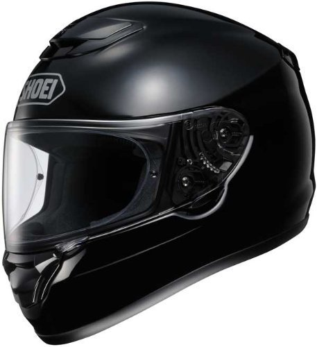 shoei-qwest-monocolor-plain-helmet-unisex-adult-negro-l-by-shoei