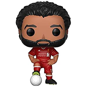 Figura POP EPL Football Liverpool Mohamed Salah