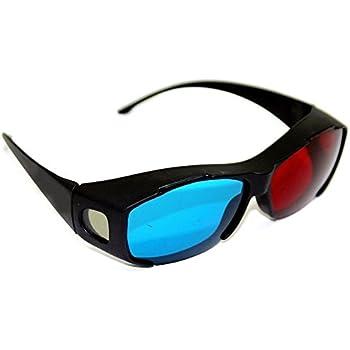 Big Bargain Red Blue Cyan NVIDIA 3D VISION Myopia & General Glasses