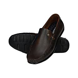 d61edac3fed 30%off Healers (from Liberty) Mens AGHL-80 Beige Loafers - 10 UK India
