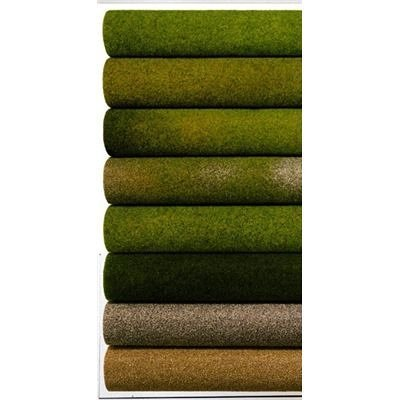 Spring Meadow Medium Green 120x40 NOC00020 by Noch - Spring Meadow Green