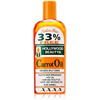 HOLLYWOOD BEAUTY olio di carota Ripara Doppie Punte 236ml