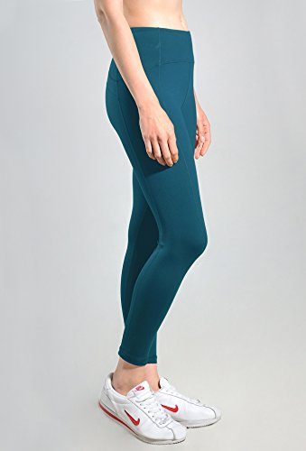 Queenie Ke - Legging de sport - Femme bleu sarcelle