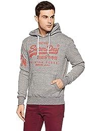 Superdry Premium Goods Hood, Felpa Uomo
