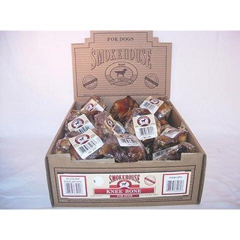 Smokehouse Knee Bone Shelf Display Box 25ct