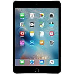 Apple iPadmini4 (Wi-Fi+Cellular, 128 GB) silber Apple iPad mini