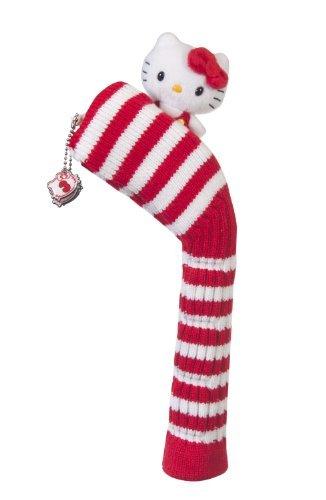 Hello Kitty Golf Mix und Match Hybrid Schlägerhaube, rot/weiß - Apple-weiß-kleidung