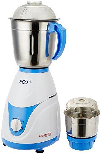 Signora Care SCEP-2911 500-Watt Mixer Grinder (White)
