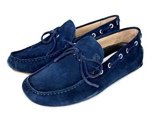 Samsonite Herrenschuhe Shoe Mokassins 101903 Blau