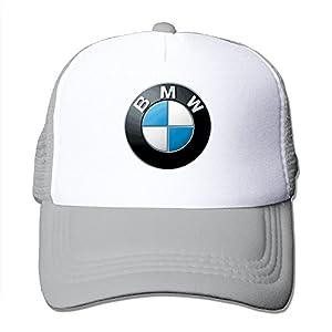 Feruch ABSOP BMW Genuine Roundel Adjustable Baseball Cap Ash