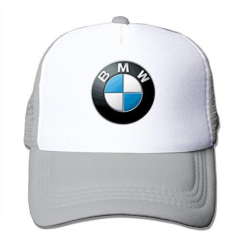 be09f1c8a9bd6b Feruch ABSOP BMW Genuine Roundel Adjustable Baseball Cap Ash