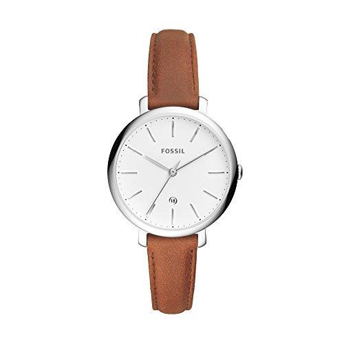 Fossil Analog White Dial Women's Watch - ES4368
