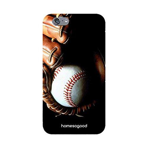 HomeSoGood Baseball Gloves Black 3D Mobile Case