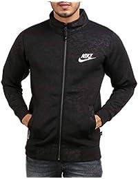 DELHITRADERSS® Mens Winter Jacket Outwear Black Slim Warm Jacket(Code-nke)(Size-XL)