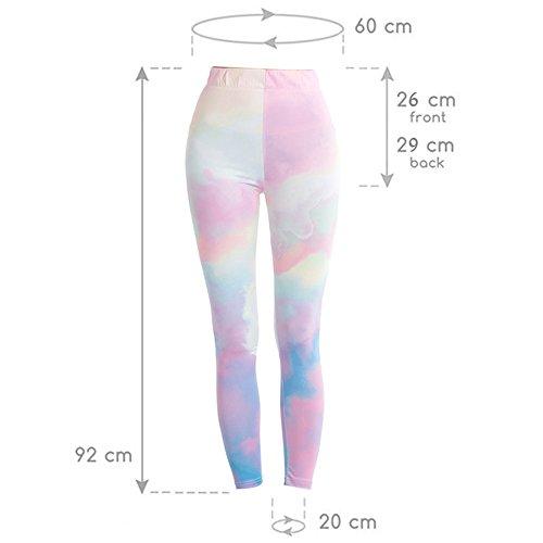 YICHUN - Leggings sportivi -  donna 17#