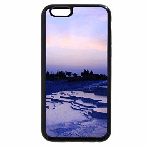iPhone 3S/iPhone 6Coque (Noir) après une douche
