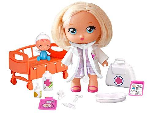 Barriguitas- Muñeca Doctora clínica, (Famosa 700015041)