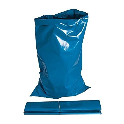 poly-lion 7x Resistentes Bolsas de escombros Sacos Hold de hasta 50kg